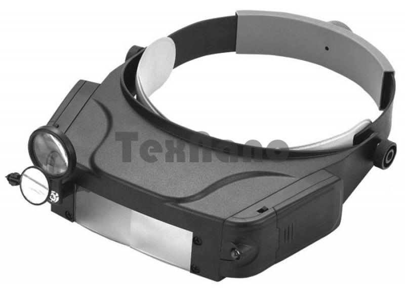 MG81007C Лупа очки