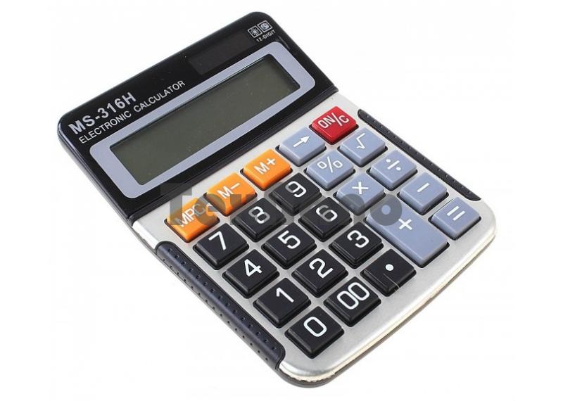 MS-316 Калькулятор