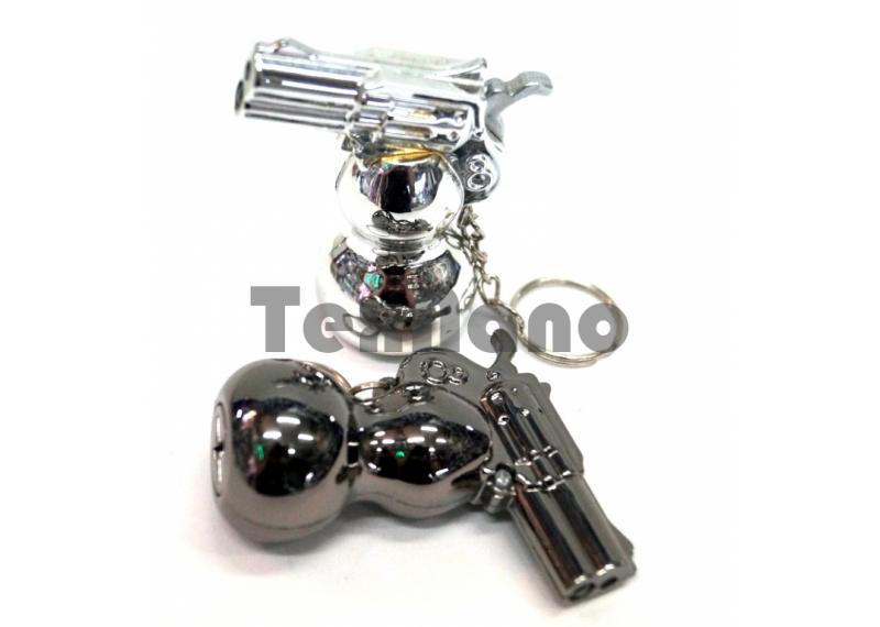 NG-222 Брелок фонарик с лазерной указкой