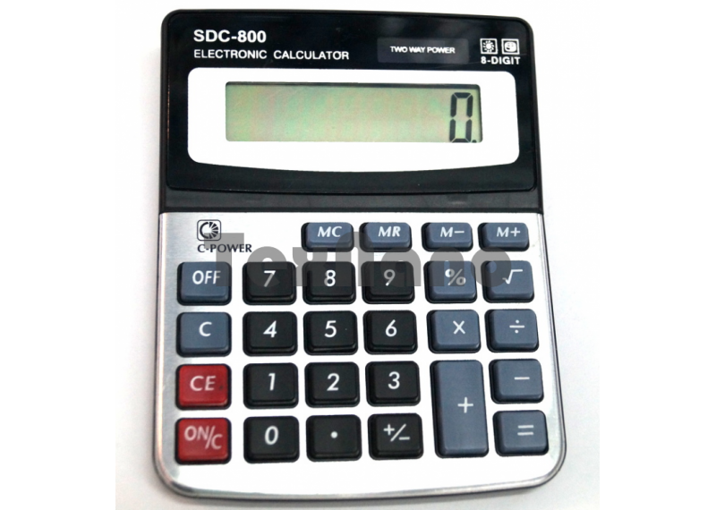 SDC-800 Калькулятор