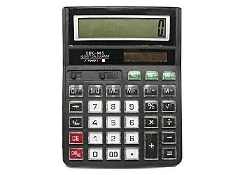 SDC-885 Калькулятор