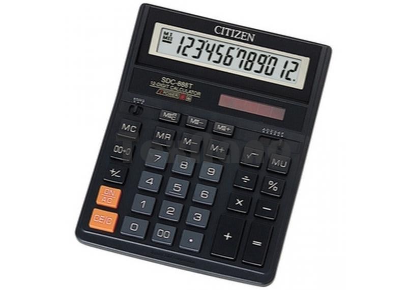SDC-888 TII Калькулятор