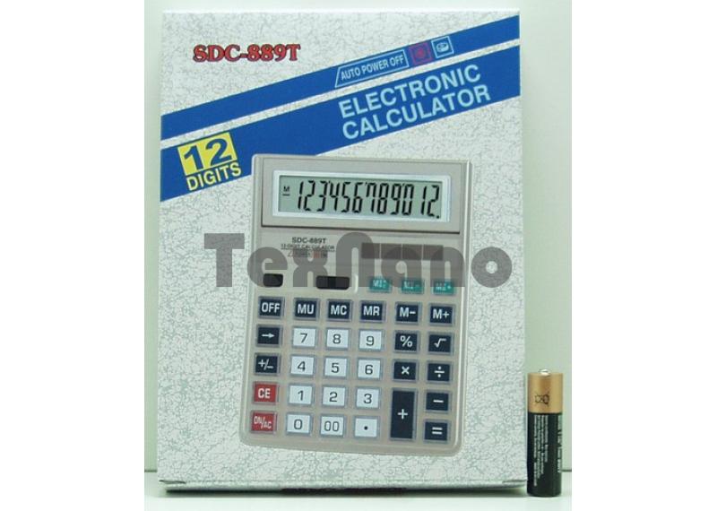 SDC-889T Калькулятор