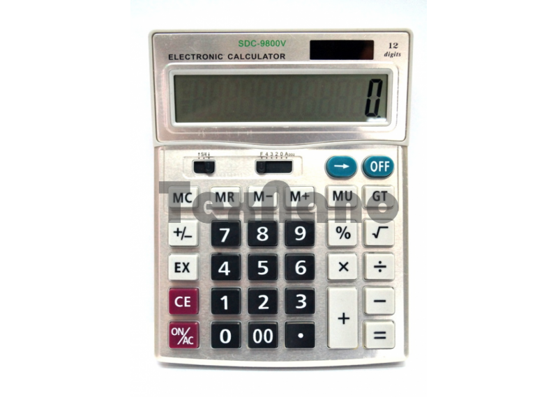 SDC-9800V Калькулятор