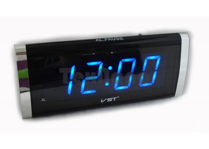 VST-730-5 Электронные сетевые часы
