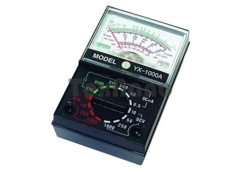 YX-1000A Стрелочный мультиметр