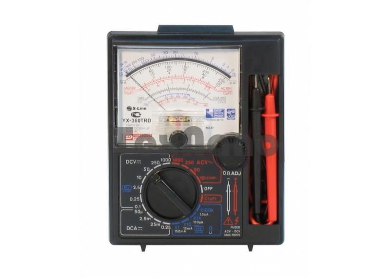 YX-360TRD Стрелочный мультиметр