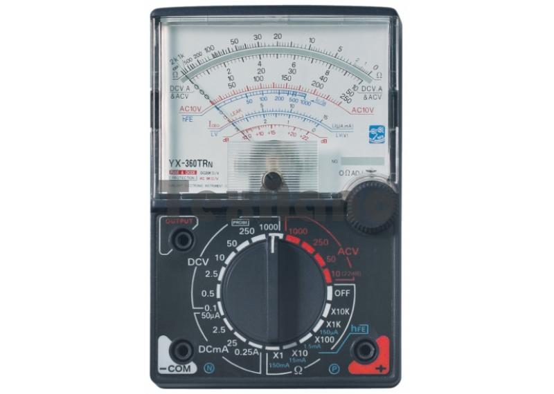 Мультиметр yx -360trd, s-line
