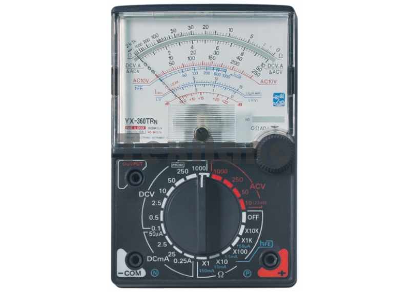 YX360TRn Стрелочный мультиметр