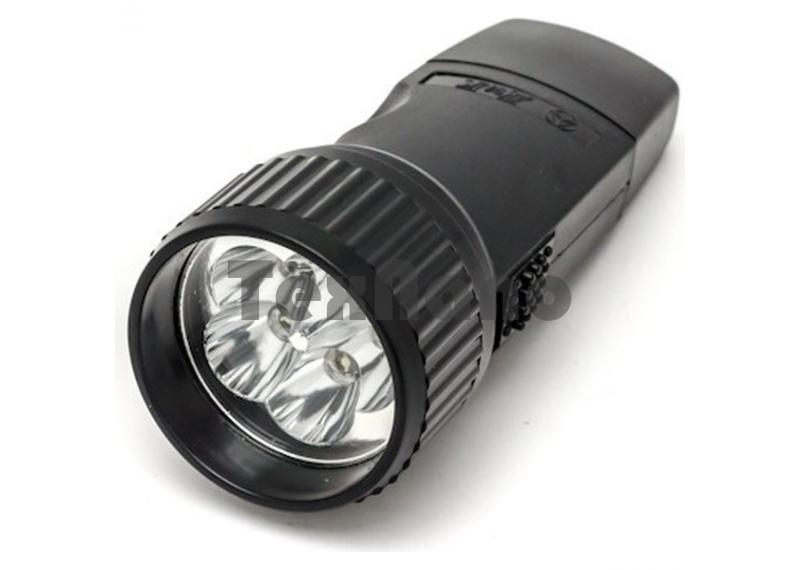 Космос 528 Аккумуляторный ручной фонарик