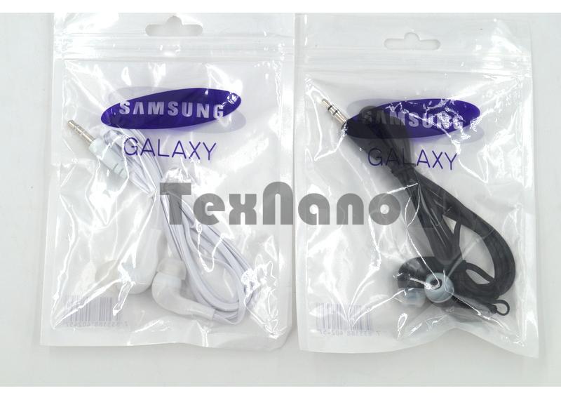 Наушники Samsung в пакетике