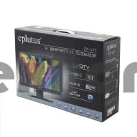 "EP-161Т Телевизор с цифровым тюнером DVB-T2 16"" Eplutus"